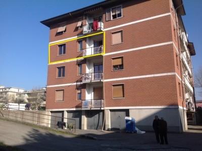 Isolamento casa. Insufflaggio muri perimetrali. Arquata Scrivia, Alessandria.