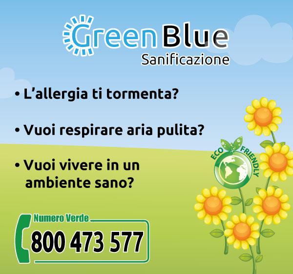 Allergia, aria pulita.