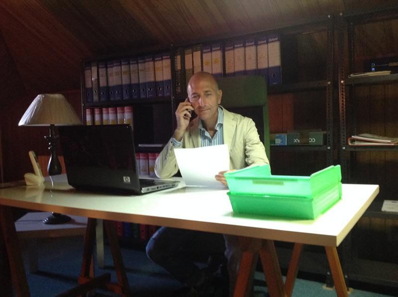 Fabio Giolito. Direzione tecnica, amministrativa, contabile.