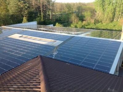 Fotovoltaico manutenzione, pulizia. Gattinara, Vercelli.