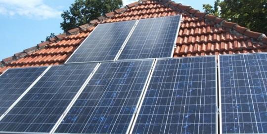 Fotovoltaico manutenzione, pulizia. Predosa, Alessandria.