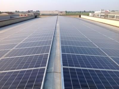 Fotovoltaico manutenzione, pulizia. Stradella, Pavia.