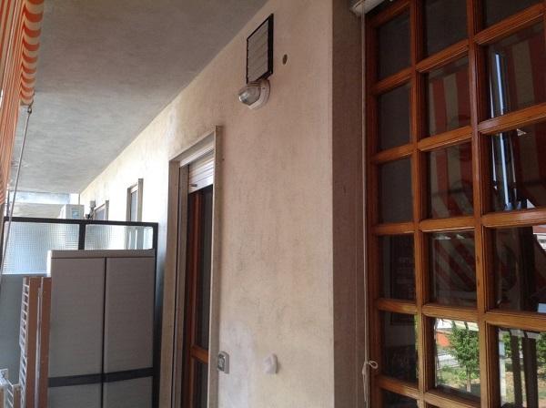 Isolamento casa. Insufflaggio muri perimetrali. Alessandria.