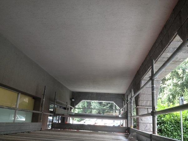Isolamento condominio. Insufflaggio muri perimetrali. Acqui Terme, Alessandria.