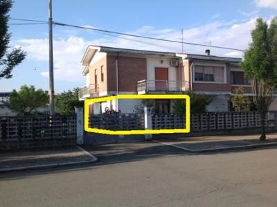 Isolamento casa. Insufflaggio muri perimetrali. Castellazzo Bormida, Alessandria.