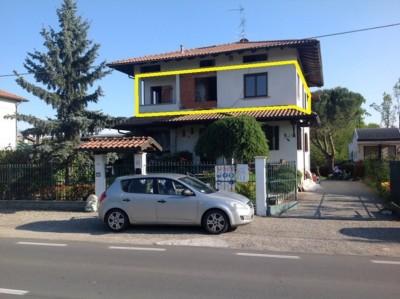 Isolamento casa. Insufflaggio muri perimetrali. Gatinara, Vercelli.