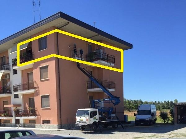 Isolamento casa. Insufflaggio muri perimetrali. Pontestura (AL).