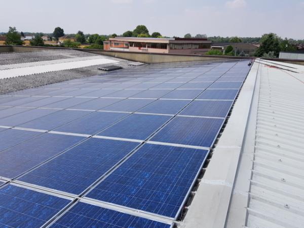 Fotovoltaico manutenzione 43KWp – Castelnuovo Scrivia (AL)