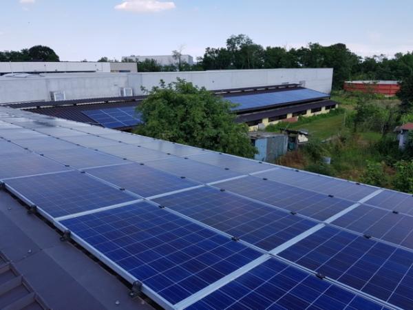 Fotovoltaico manutenzione 64KWp – Ozzero (MI)