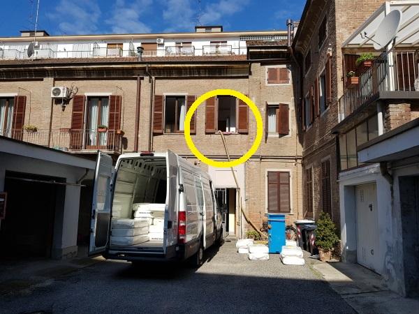 Isolamento casa. Insufflaggio tetto. Casale Monferrato (AL)